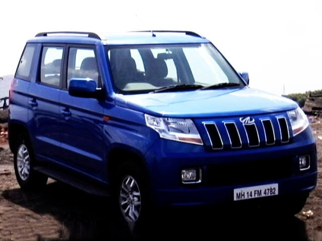 Image result for mahindra tuv300