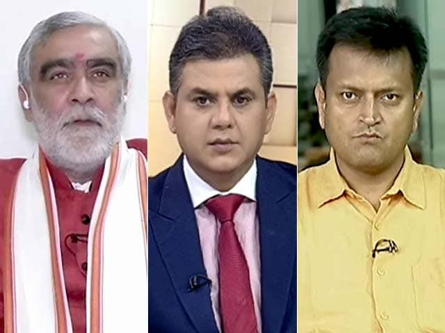 Videos : न्यूज़ प्वाइंट : बिहार में क्या वाकई में है जंगलराज या बस सियासी शिगूफा?