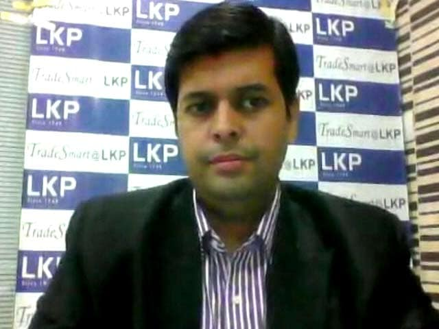 Video : Buy Larsen & Toubro For Target Of Rs 1,550: Gaurav Bissa