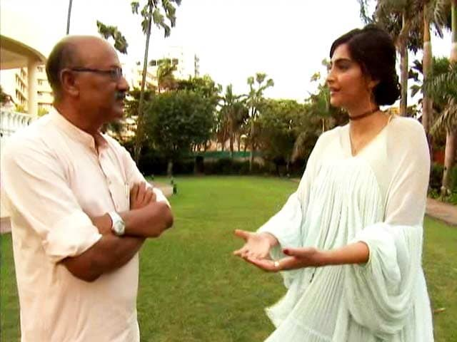 Video : Walk The Talk With Actor Sonam Kapoor