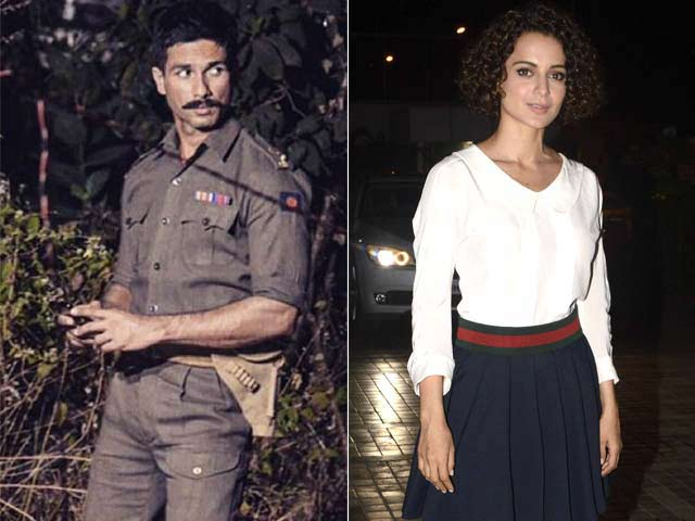 Video : Shahid's Fitting reply to Kangana's '3 Heroes in <i>Rangoon</i>' Comment