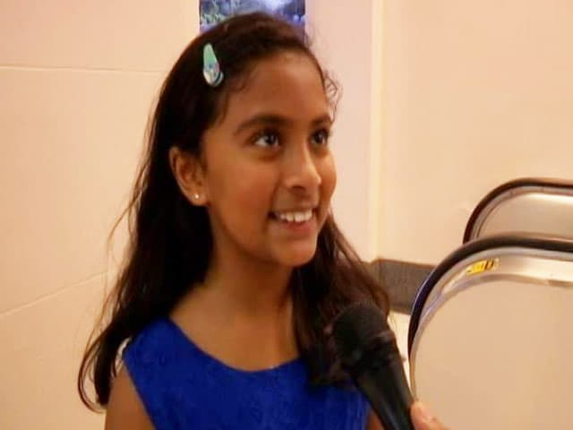 Video : Indian-Origin Girl, 9, Is Scene-Stealer At Apple's WWDC