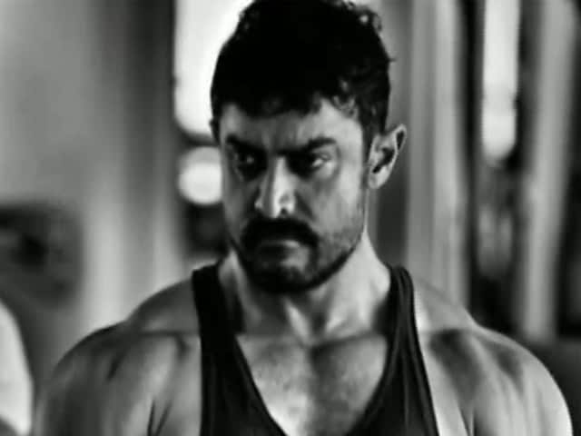Videos : आमिर खान की 'दंगल' की पहली तस्वीर जारी