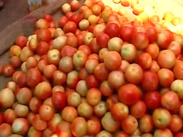 Video : Tomato Prices Double Up Within Fortnight, Rs. 100 A Kilo In Hyderabad