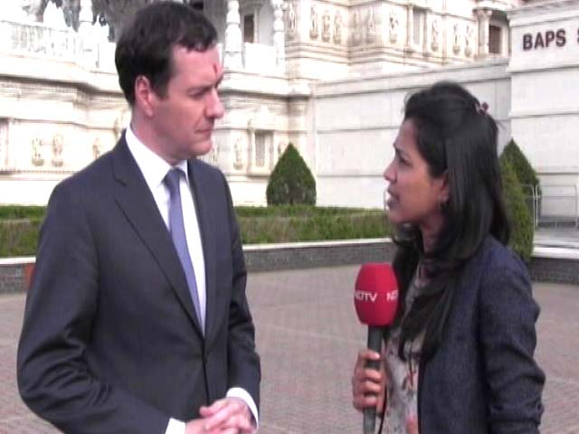 Video : 'Leave EU, Face Recession': George Osborne's Warning For Britain