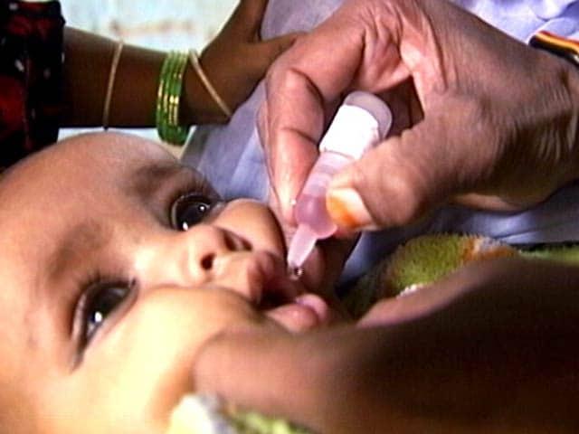 Video : हैदराबाद में पोलियो वायरस मिला, तेलंगाना सरकार ने छेड़ा विशेष अभियान