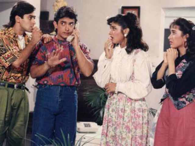 Video : A Remake of <i>Andaz Apna Apna</i> on the Cards?