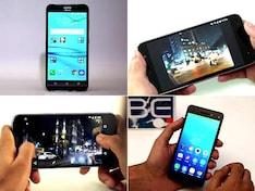 5 Best Smartphone Cameras Under Rs 15,000