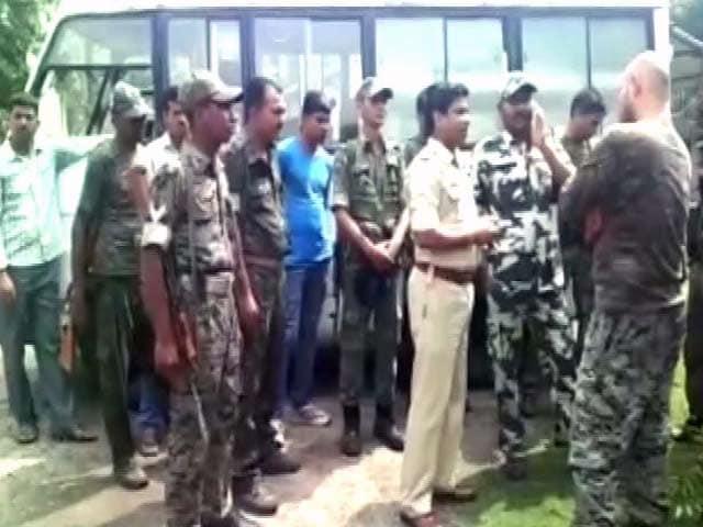 Video : गिरिडीह : सीआरपीएफ और नक्सलियों के बीच मुठभेड़, एक जवान शहीद