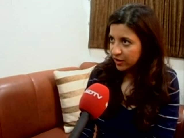 Video : Why Would You Watch Pirated Copy in the Age of HD, asks Zoya Akhtar