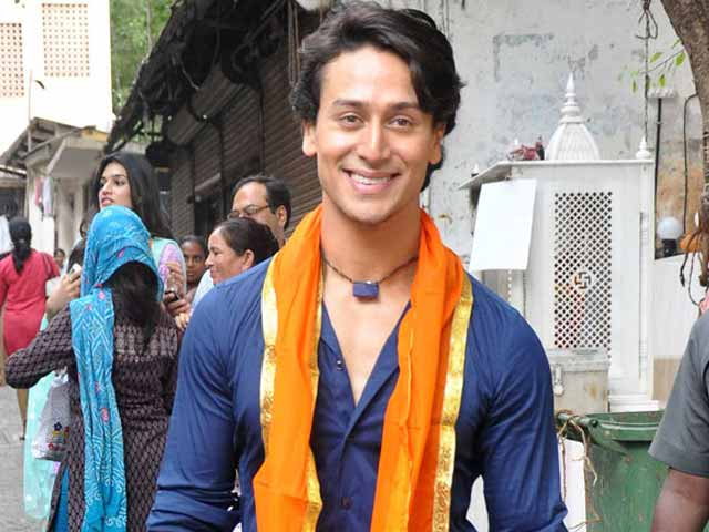 Video : No, Tiger Shroff Isn't in <i>ABCD 3</i>