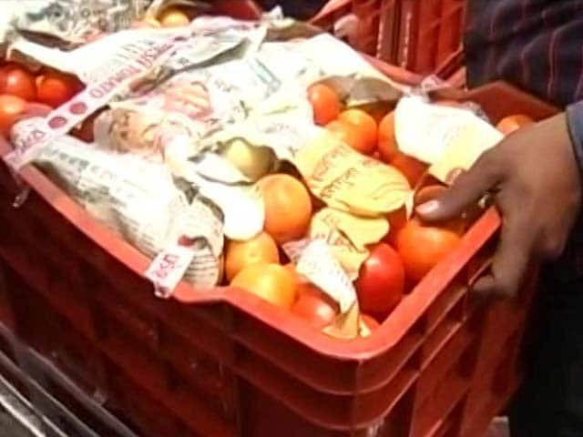 Video : In Tomato Crisis, Rajasthan's 'Mummy-Daddy' Come To Telangana's Rescue