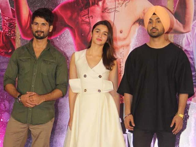 Video : Shahid, Alia on High Court's Verdict on <i>Udta Punjab</i>
