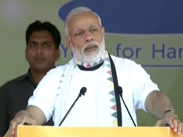 Video : 'Yoga Day Has Become A People's Movement,' Says PM Modi