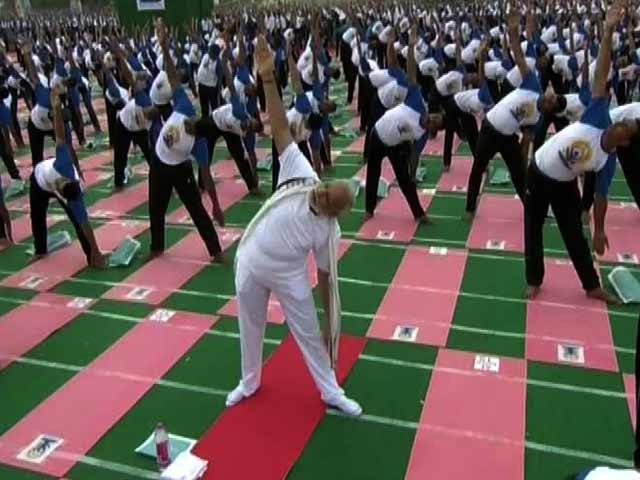 Video : 'Yoga Is Health Assurance At Zero Budget': PM Modi