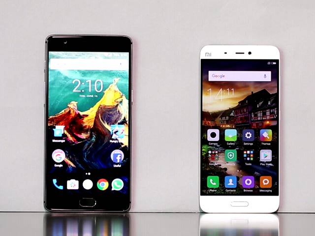 Video : OnePlus 3 Vs Xiaomi Mi 5: Which One Should You Get?