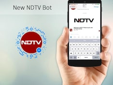 Meet The New NDTV Bot - And See How To Use It