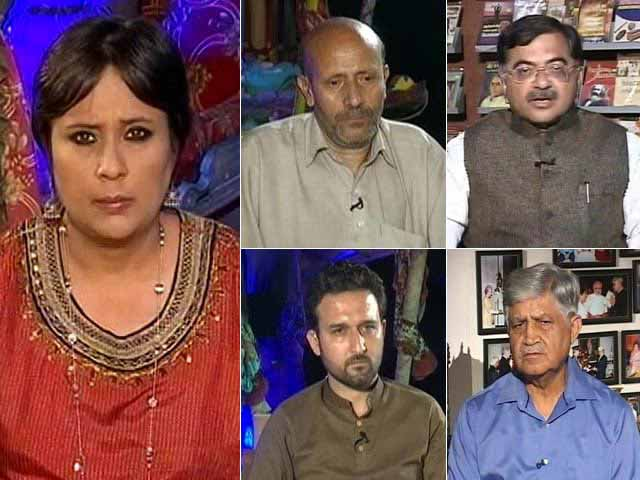 Video : The Kashmir Diaries: Why Are Sainik Colonies At Centre Of Political War?