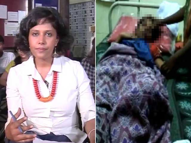 Video : How A Student Was Nearly Ragged To Death