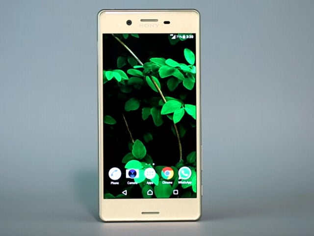 Video : Sony Xperia X Dual Review