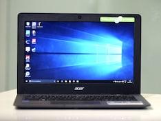 Acer Aspire One Cloudbook 11 Review