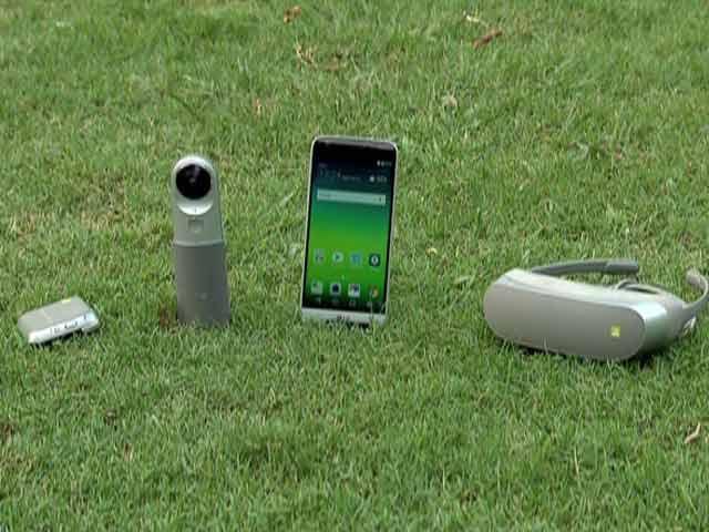Video : Gadget Guru's New Friends