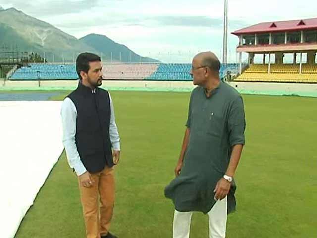 Video : Walk The Talk With Anurag Thakur, BCCI President (Part 2)