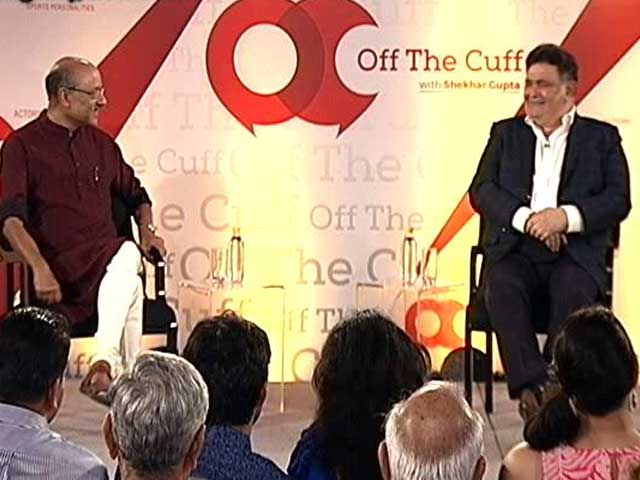 Video : Up Close and Personal With Actor Rishi Kapoor