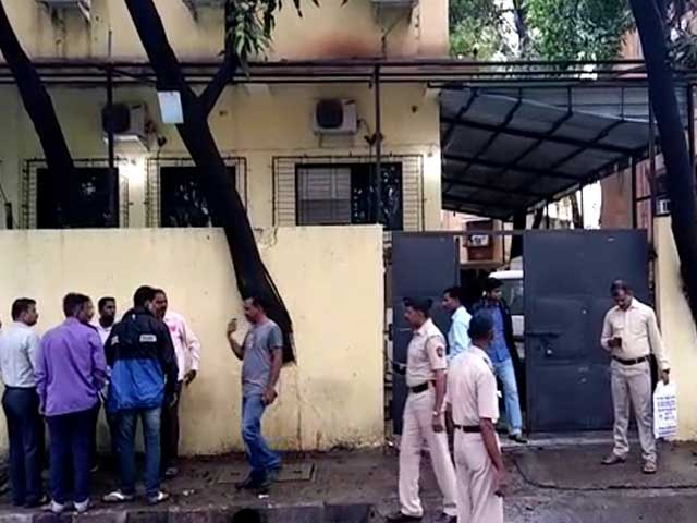 Video : Over 9 Crores Robbed From ATM Collection Centre, CCTV Ripped Off
