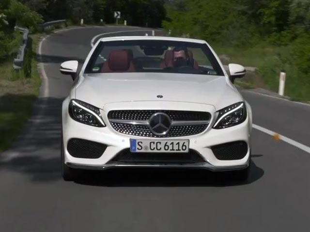 Mercedes-Benz C 300 Cabriolet Review