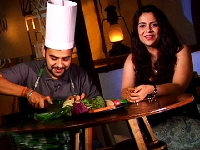 Video : Be a Masterchef in the Kitchen