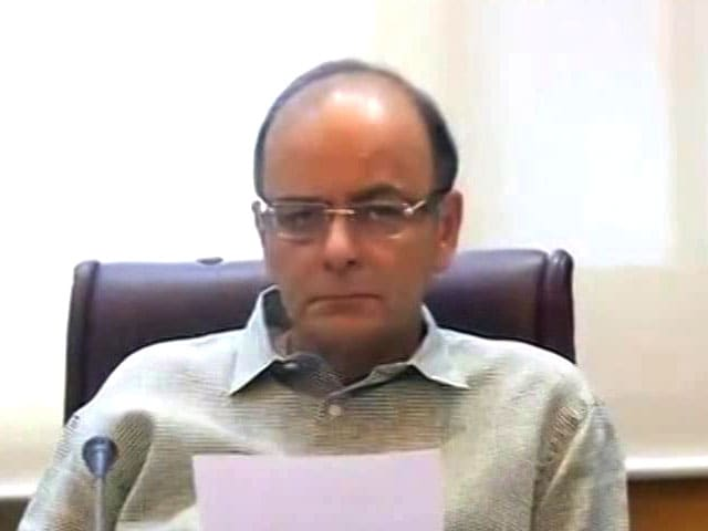 Video : Declare Undisclosed Income, No Questions Will Be Asked, Says Arun Jaitley