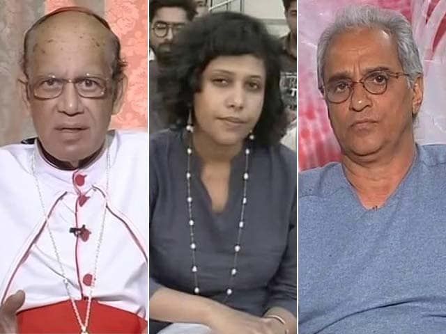 Video : Pope Francis, Section 377 And The Right Fight