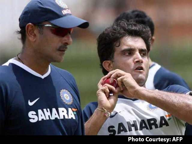 Video : Sourav Ganguly to NDTV: Why Was Ravi Shastri Not Present in Person?