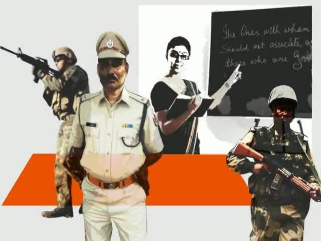 Videos : प्राइम टाइम इंट्रो : 7वें वेतन आयोग में आमदनी अठन्नी, बताया रुपैया?