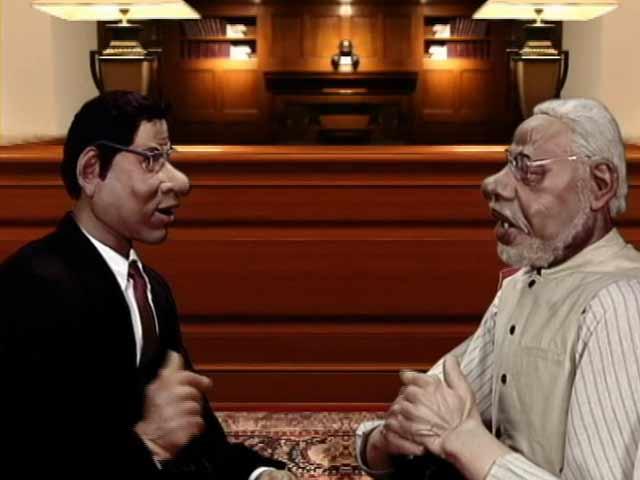 Videos : गुस्ताखी माफ : जब पीएम के इंटरव्यू में एक रहस्यमय शख्स ने डाला खलल