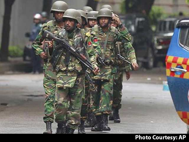 Video : 20 Hostages Dead In Dhaka Siege Claimed By ISIS; 6 Terrorists Killed