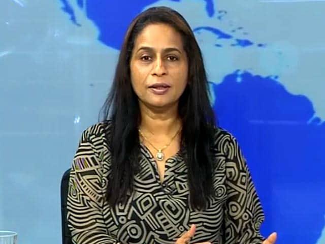 Video : Positive On Ashok Leyland: Shahina Mukadam