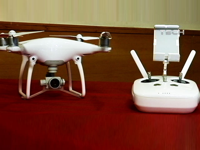 Video : Droning Away With the Phantom