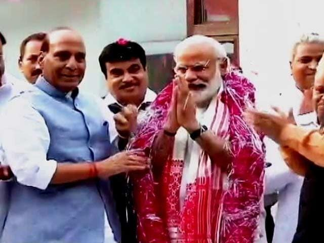 Video : PM Modi To Induct 19 Ministers To His Government Today