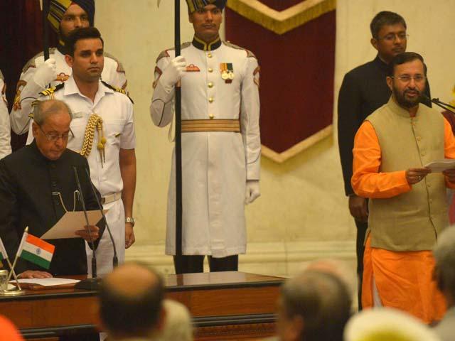 Video : Prakash Javadekar Promoted In Cabinet Expansion, 'Doers' Sworn In