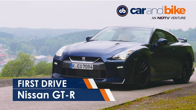 Video : Nissan GT-R First Drive Review