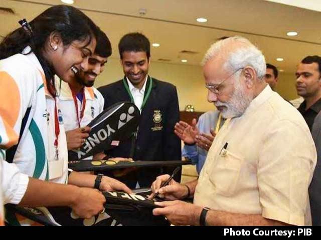 Video : Olympic Debutants Vinesh, Sindhu Eye Medals at Rio Games