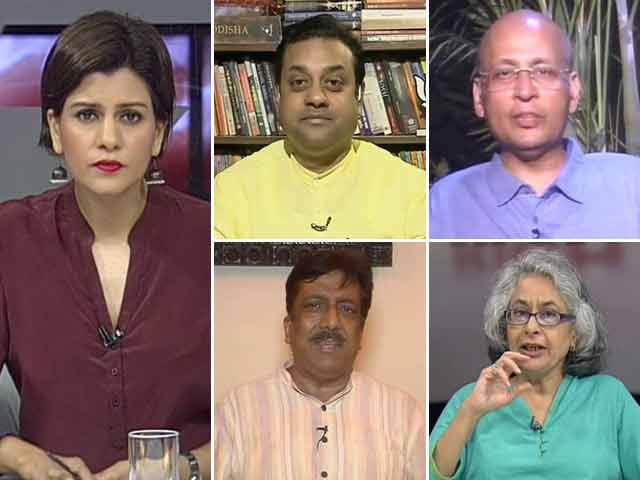 Video : Smriti Irani Removed From Education Ministry: What's The Political Message?