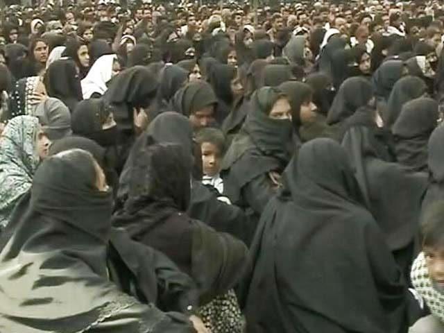 Video : Lucknow's Idgah Opens Its Doors To Women On Eid
