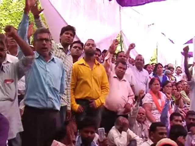 Videos : केंद्रीय कर्मचारी संगठनों की 11 जुलाई से होने वाली हड़ताल टली