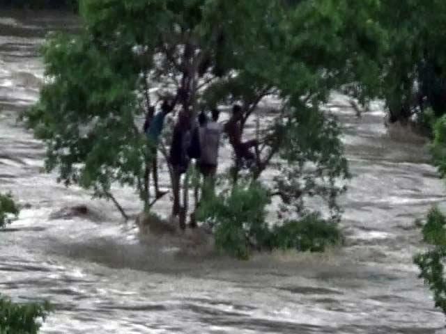 Videos : मध्य प्रदेश में बारिश से आफत : पन्ना में ढहे करोड़ों के बांध