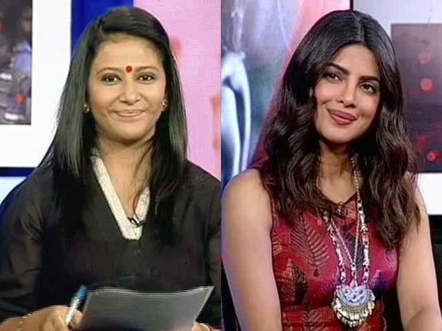 Videos : इस देश में लड़की पैदा होना बहुत डर वाली बात है : प्रियंका चोपड़ा