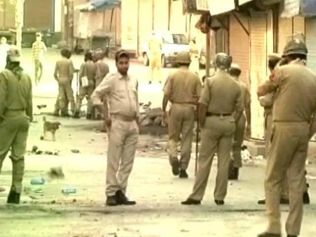 Video : जम्मू-कश्मीर में हिंसक झड़पों में मरने वालों की तादाद 16 हुई