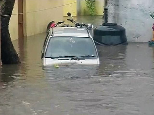 Videos : इंडिया 9 बजे : पानी-पानी मध्य प्रदेश